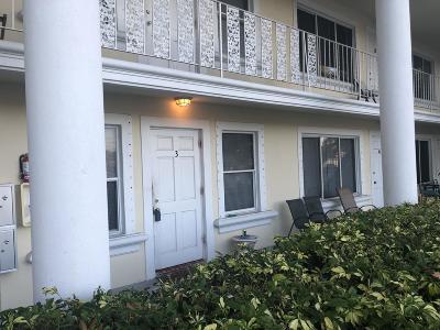 Fort Lauderdale Condo For Sale: 4525 NE 21st Avenue #3