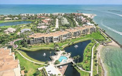Martin County Condo For Sale: 2814 SE Dune Drive #2407