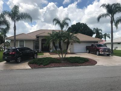 Palm City Single Family Home For Sale: 2904 SW Sutton Place