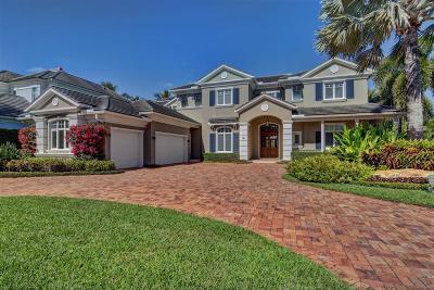 Boca Raton Single Family Home For Sale: 385 Royal Palm Way