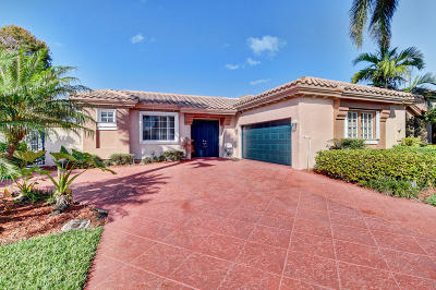 Boca Raton Single Family Home For Sale: 2333 NW 25th Way