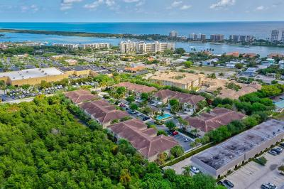 Tequesta Condo For Sale: 156 Village Boulevard #A