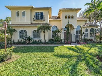 Boynton Beach Single Family Home For Sale: 4252 Gleneagles Drive