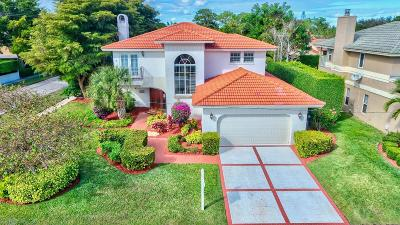 Boca Raton Single Family Home Contingent: 1299 SW 19th Street
