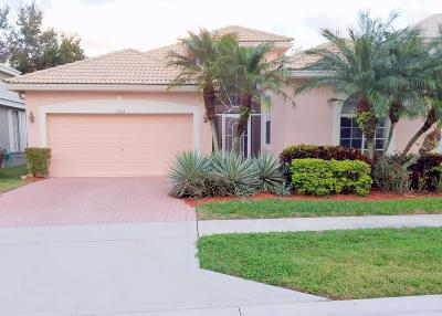 Delray Beach Single Family Home For Sale: 13634 Kiltie Court