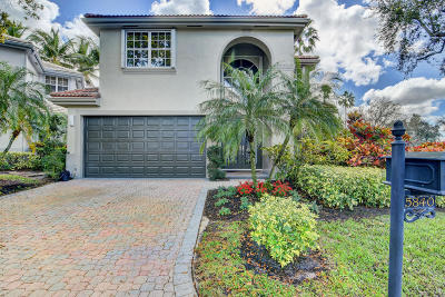 Boca Raton Single Family Home For Sale: 5840 NW 42nd Way
