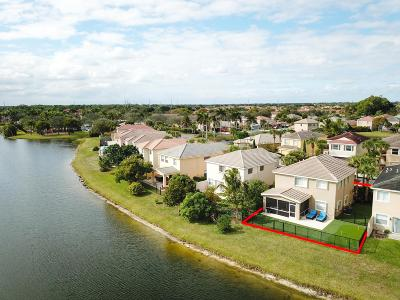 Lake Worth Single Family Home For Sale: 6152 Spring Isles Boulevard