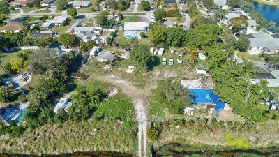 Boynton Beach Single Family Home For Sale: 3865 Aladdin Avenue