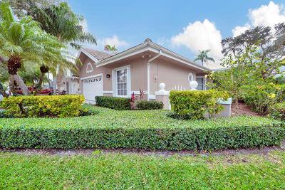 Palm Beach Gardens Single Family Home For Sale: 288 Canterbury Drive W