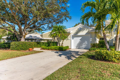 Palm City Single Family Home For Sale: 2425 SW Foxpoint Trail