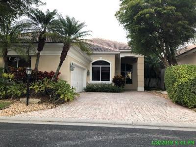 Boca Raton Single Family Home For Sale: 7061 Mallorca Crescent