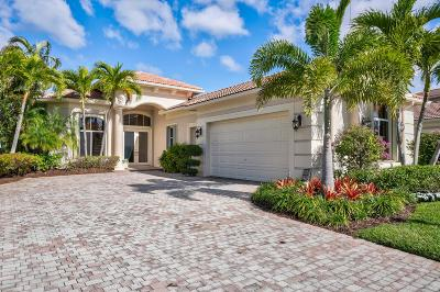 Palm Beach Gardens Single Family Home For Sale: 135 Porto Vecchio Way