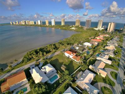 Singer Island Residential Lots & Land For Sale: 1161 Pine Point Road