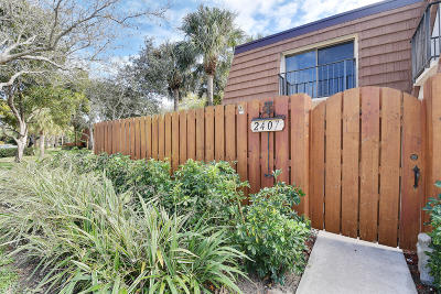 Jupiter Townhouse For Sale: 2407 24th Court