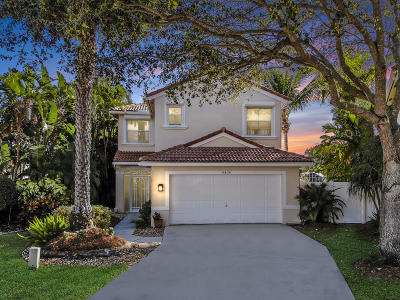 Lake Worth Single Family Home For Sale: 6826 Starpass Court
