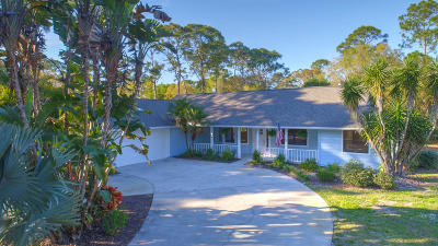 Fort Pierce Single Family Home For Sale: 10628 Pine Cone Lane