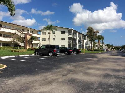 Boca Raton Condo For Sale: 62 Suffolk B #62