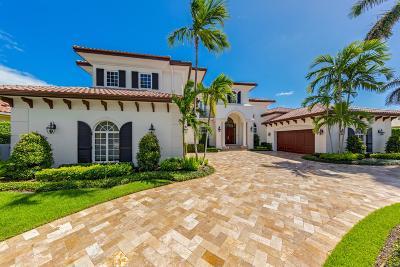 Boca Raton Single Family Home For Sale: 1430 Sabal Palm Drive