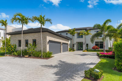 Palm Beach Gardens Single Family Home For Sale: 14630 Watermark Way