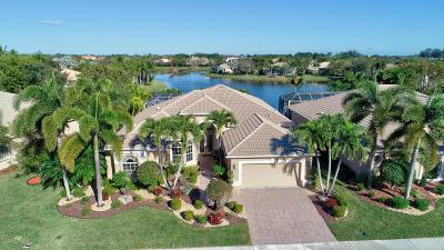 Lake Worth Single Family Home For Sale: 6624 Murano Way