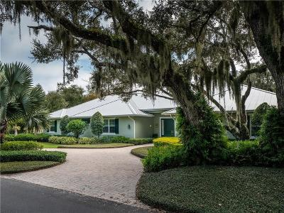 Sewalls Point Single Family Home For Sale: 11 Palmetto Drive