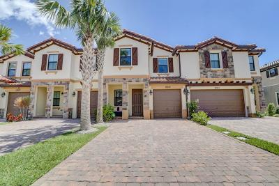 Boynton Beach Townhouse For Sale: 13013 Anthorne Lane