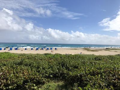 Singer Island Condo For Sale: 2800 Ocean Drive #A-2d
