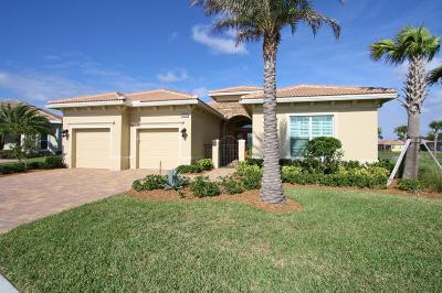 Port Saint Lucie Single Family Home For Sale: 20004 SW Morolo Way