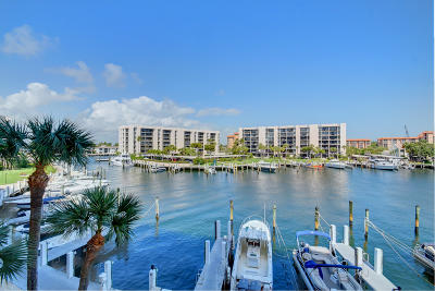 Yacht & Racquet Club Of Boca Raton, Yacht & Racquet Club Of Boca Raton Condo Condo For Sale: 2687 Ocean Boulevard #G306