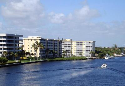 Delray Beach Condo For Sale: 1 Harbourside Drive #3306