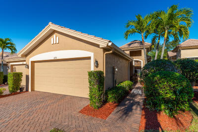 Jensen Beach Single Family Home For Sale: 3751 NW Willow Creek Drive