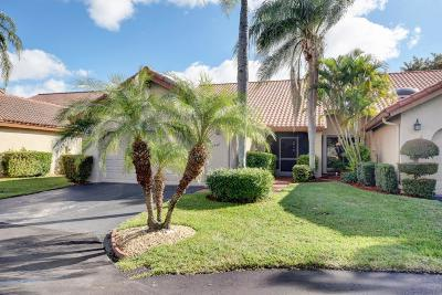 Boca Raton Townhouse For Sale: 23417 Water Circle