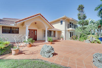 Southwest Ranches Single Family Home For Sale: 7011 Holatree Trail