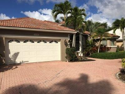 Boca Raton Single Family Home For Sale: 12443 Clearfalls Drive