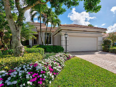 Palm Beach Gardens Single Family Home For Sale: 264 Isle Way