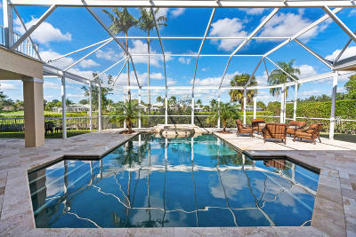 Palm Beach Gardens Single Family Home For Sale: 97 Sandbourne Lane