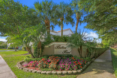 Boca Raton Single Family Home For Sale: 17347 Ventana Drive