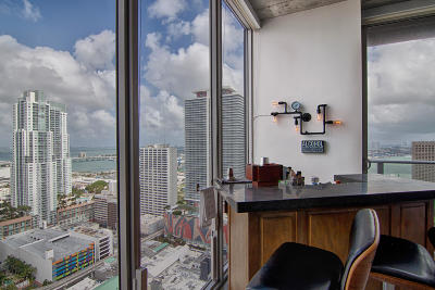 Miami Condo For Sale: 151 SE 1st Street #3302