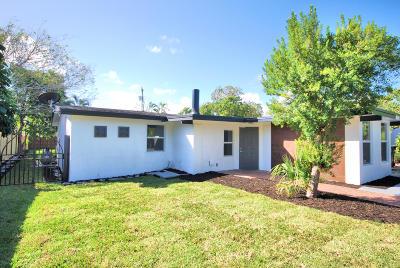 Boca Raton Single Family Home Contingent: 362 Glouchester Street