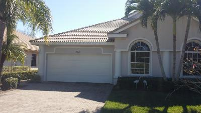 Jensen Beach Single Family Home For Sale: 760 NW Red Pine Way