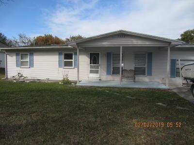 Fort Pierce Single Family Home For Sale: 7202 Lakeland Boulevard
