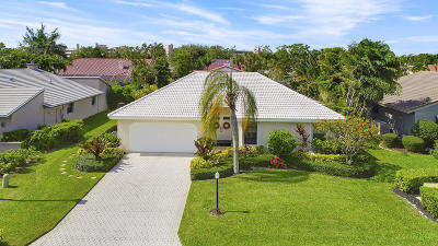 Boca Raton Single Family Home For Sale: 246 NW 70th Street