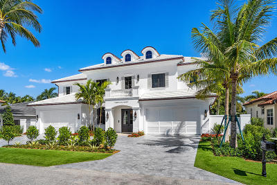 Boca Raton  Single Family Home For Sale: 2220 E Silver Palm Road