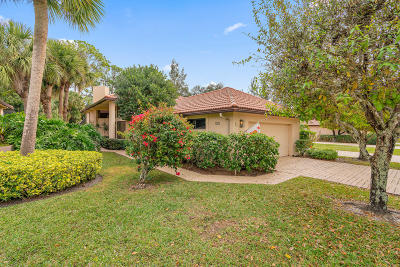 West Palm Beach Townhouse For Sale: 1120 Sand Drift Way #A