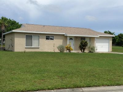Port Saint Lucie Single Family Home For Sale: 2273 E Dunbrooke Circle