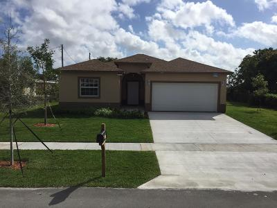 Pompano Beach Single Family Home For Sale: 2430 NW 13th Street