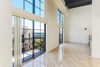 101 Clematis, 101 Lofts, 101 Lofts Condominium, 101 Loft Condominium, 101 Loft, 101 Lofts Condo, 101 Lofts Condominium Unit 403, 101 Lofts On The Waterfront, 101 N Clematis Condo For Sale: 101 Clematis Street #503