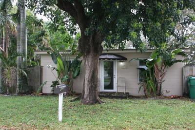 Dania Beach Single Family Home For Sale: 4640 SW 27th Avenue