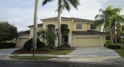 Boca Raton Single Family Home For Auction: 12590 Torbay Drive