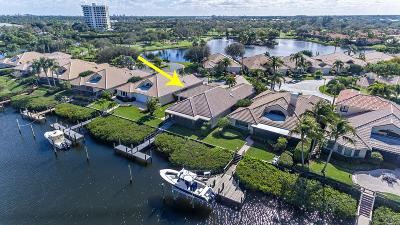Jupiter Single Family Home For Sale: 3374 Southern Cay Drive